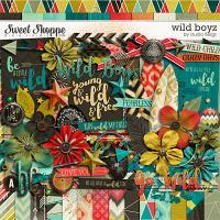 Wild Boyz by Studio Flergs
