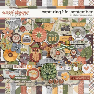 Capturing life: September by Blagovesta Gosheva