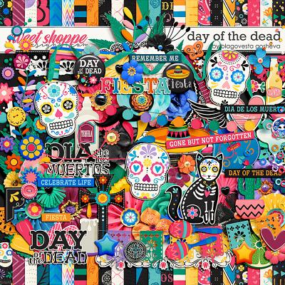 Day of the dead by Blagovesta Gosheva