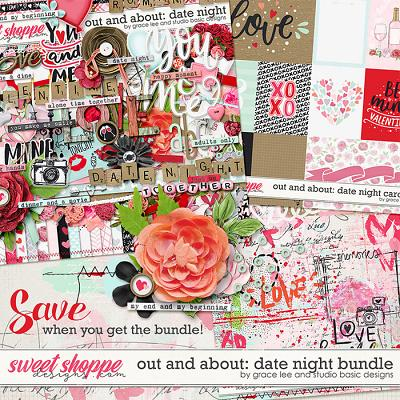 Out and About: Date Night Bundle by Grace Lee and Studio Basic