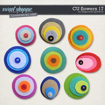 CU Flowers 17 by Blagovesta Gosheva