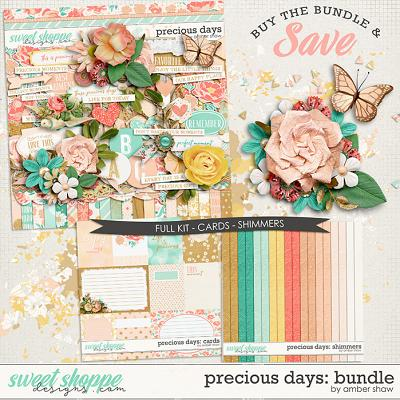 Precious Days: Bundle by Amber Shaw