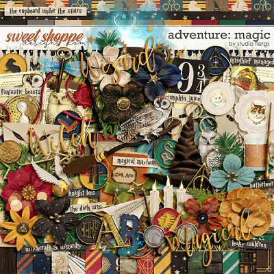 Adventure: Magic by Studio Flergs