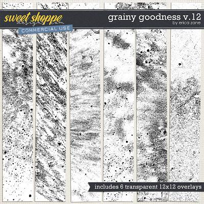 Grainy Goodness v.12 by Erica Zane