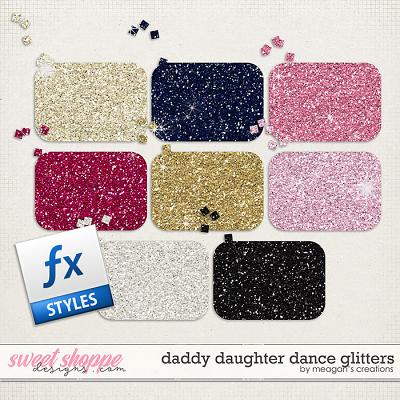Daddy Daughter Dance Glitters by Meagan's Creations