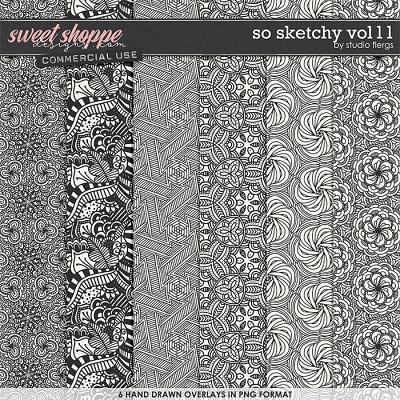 So Sketchy VOL 11 by Studio Flergs
