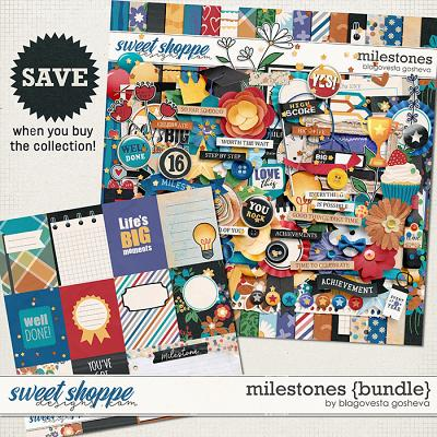 Milestones {bundle} by Blagovesta Gosheva