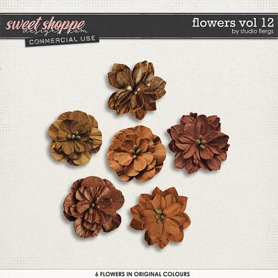 Flowers VOL 12 by Studio Flergs