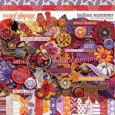 Indian summer by WendyP Designs
