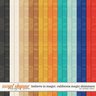 Believe in Magic:  California Magic Shimmers