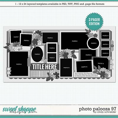 Cindy's Layered Templates - Photo Palooza 97 by Cindy Schneider