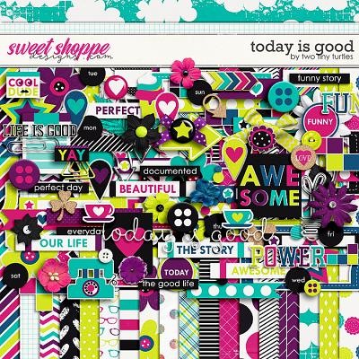 Today Is Good :: Kit by Two Tiny Turtles