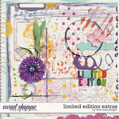 Limited Edition Extras by River Rose Designs