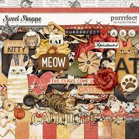 Purrrfect by Krystal Hartley