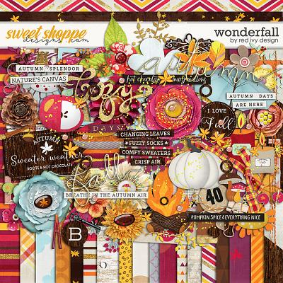 Wonderfall by Red Ivy Design