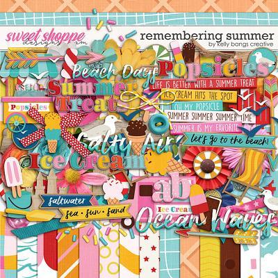 Remembering Summer by Kelly Bangs Creative