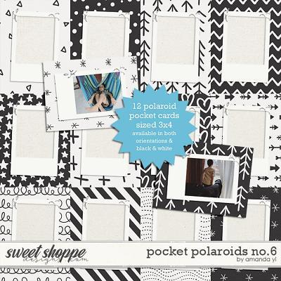 Pocket Polaroids no.6 by Amanda Yi
