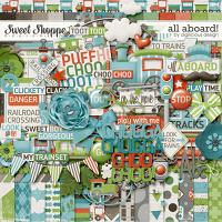 All Aboard! Kit by Digilicious Design