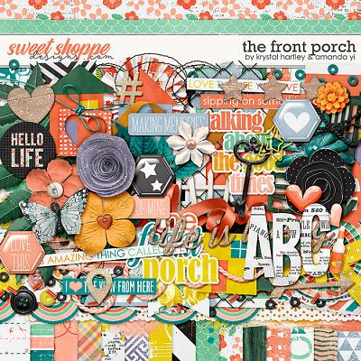 The Front Porch by Krystal Hartley & Amanda Yi