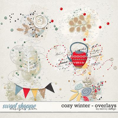 Cozy Winter - Overlays by Red Ivy Design