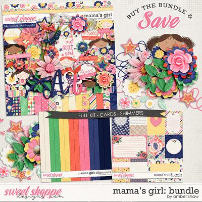 Mama's Girl: Bundle by Amber Shaw