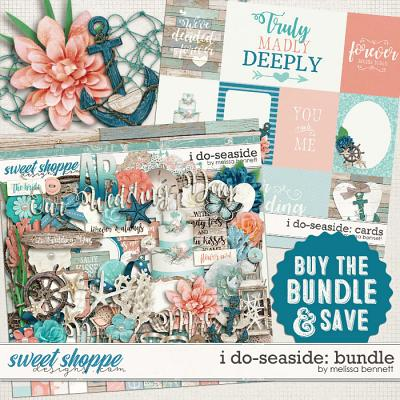 I Do-Seaside: Bundle by Melissa Bennett
