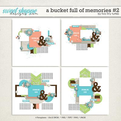 A Bucket Full Of Memories #2 by Two Tiny Turtles
