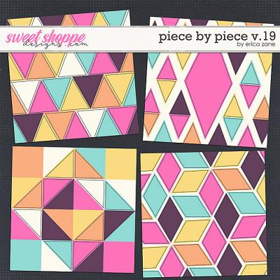 Piece by Piece v.19 Templates by Erica Zane