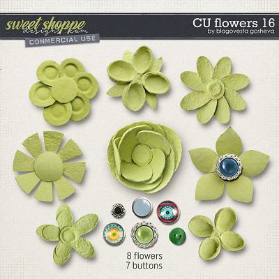 CU Flowers 16 by Blagovesta Gosheva