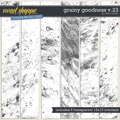 Grainy Goodness v.23 by Erica Zane