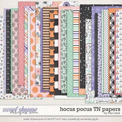 Hocus Pocus TN Papers by Traci Reed