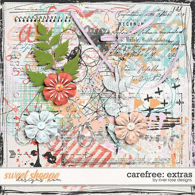 Carefree: Extras by River Rose Designs