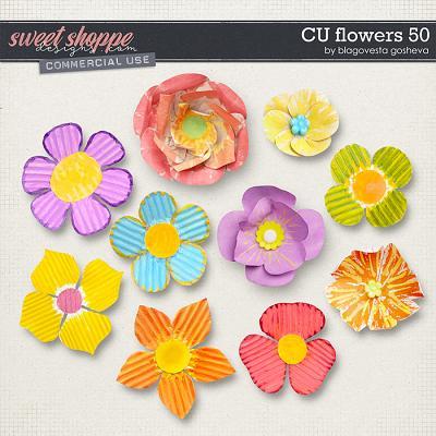 CU Flowers 50 by Blagovesta Gosheva