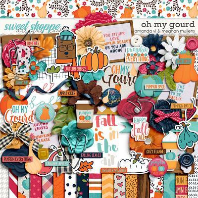Oh My Gourd-Kit by Amanda Yi Design & Meghan Mullens