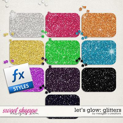 Let's Glow Glitters by Meagan's Creations