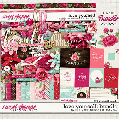 Love Yourself: Bundle by Amber Shaw & Kristin Cronin-Barrow