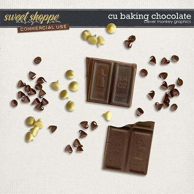 CU Baking Chocolate by Clever Monkey Graphics