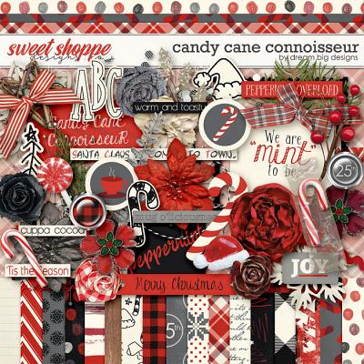 Candy Cane Connoisseur by Dream Big Designs
