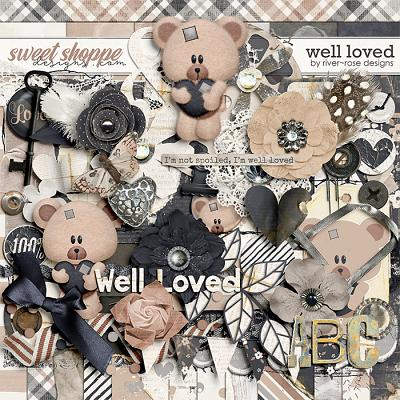 Well Loved by River Rose Designs
