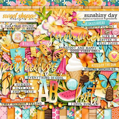Sunshiny Day by Digital Scrapbook Ingredients