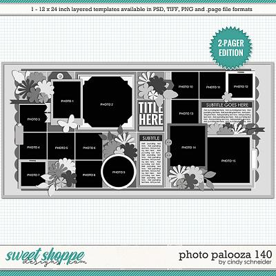 Cindy's Layered Templates - Photo Palooza 140 by Cindy Schneider