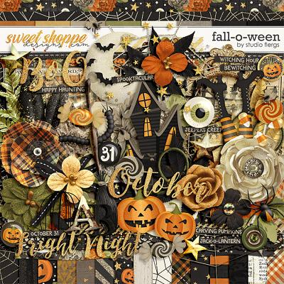 Fall-o-ween by Studio Flergs
