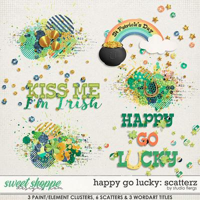Happy Go Lucky: SCATTERZ by Studio Flergs