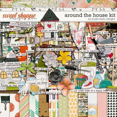 Around The House Kit by Studio Basic