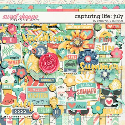 Capturing life: July by Blagovesta Gosheva