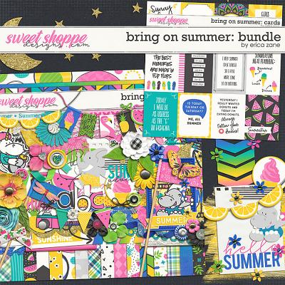 Bring on Summer: Bundle by Erica Zane