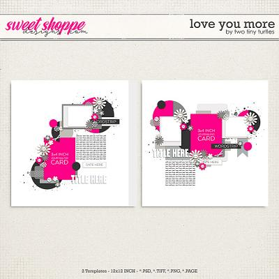Love You More by Two Tiny Turtles