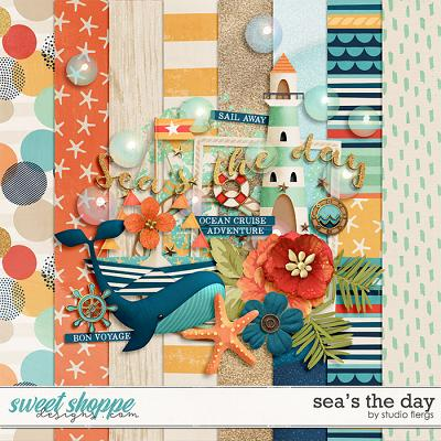Sea's the Day: MINI KIT by Studio Flergs