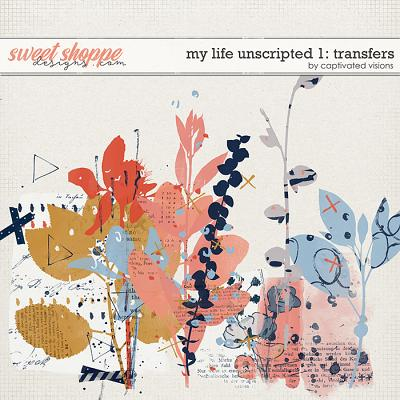 My Life Unscripted 1: Transfers by Captivated Visions