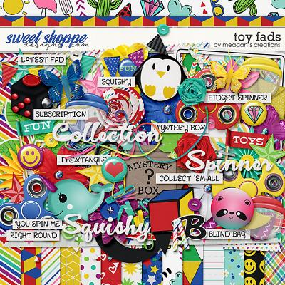 Toy Fads by Meagan's Creations